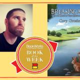 Cory Groshek's Debut Children's Book Named BookWorks Book of the Week