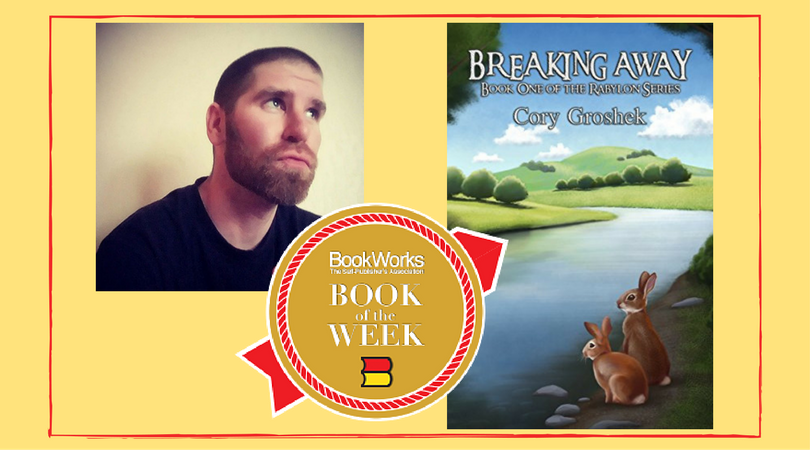 Cory Groshek's Debut Children's Book Named BookWorks Book of the Week - Manifestation Machine