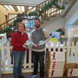 Merry Booksmas: Green Bay's Cory Groshek Donates $3,000 Worth of His Debut Children's Book to Seven Charities