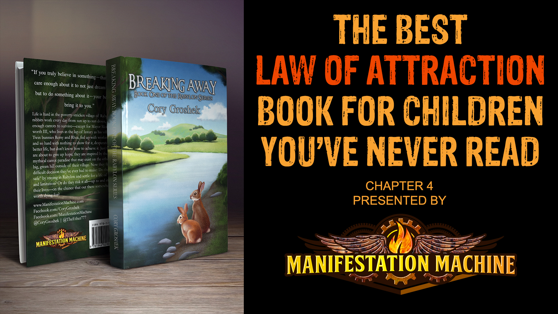 The Best Law of Attraction Book for Children You've Never Read (Chapter 4)