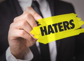 How to Embrace Other Peoples' Hate and Pave Your Way to Prosperity (Manifestation 101)